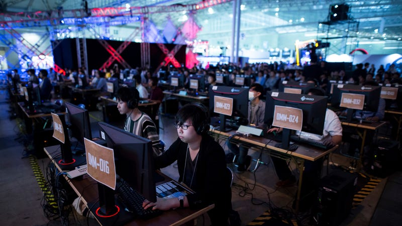 The Tokyo Game Show 2017 held earlier this September. Photo: Getty