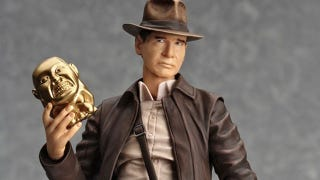 Illustration for article titled An Indiana Jones Action Figure For The 21st Century