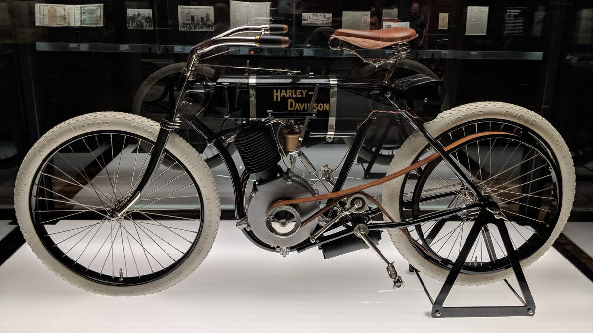 How Harley-Davidson's All-In Bet on Its Past Crippled Its Future