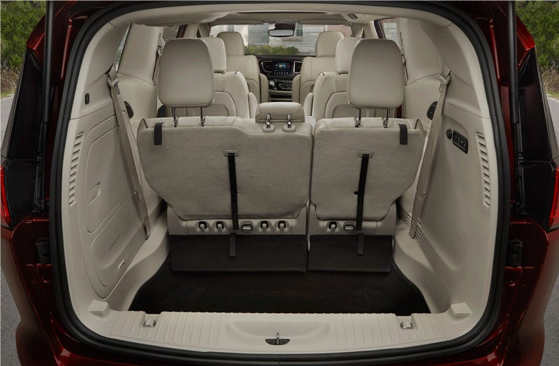 Chrysler Pacifica So Good Your Family Wont Care That Its A Minivan