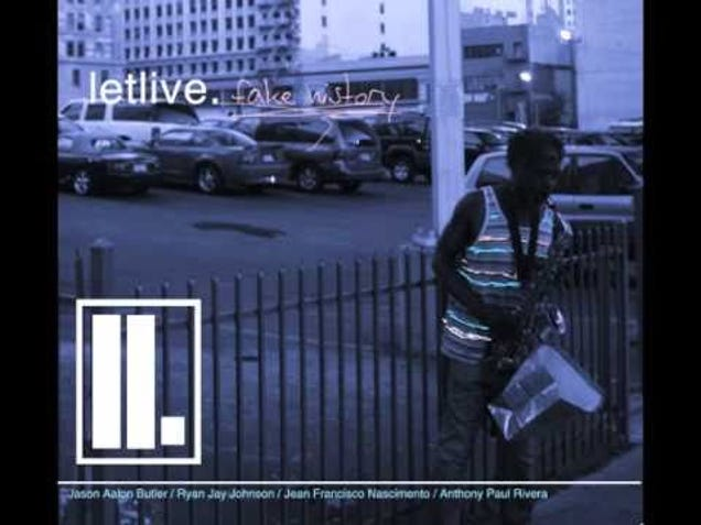 Track: Muther | Artist: Letlive. | Album: Fake History