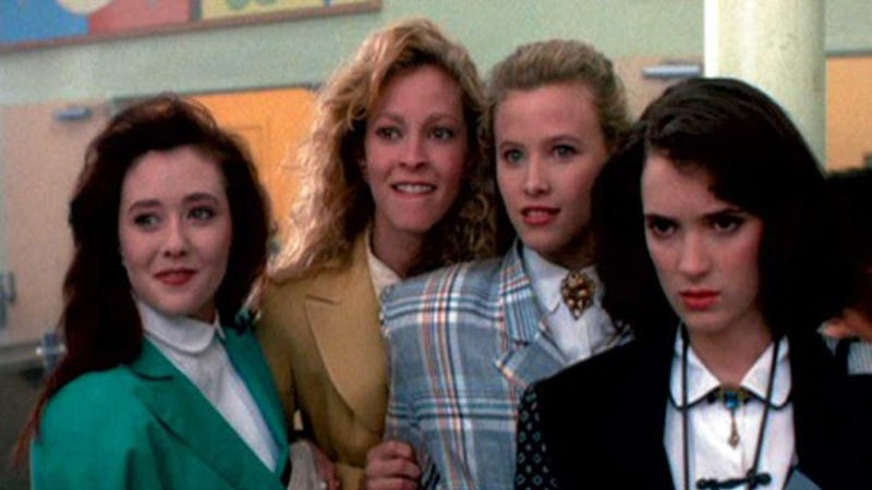 Illustration for article titled Lick It Up, Baby: Heathers Could Be Headed to Television