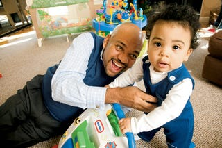 Illustration for article titled Wilbon Leaving The Newspaper You'd Forgotten He Still Worked For
