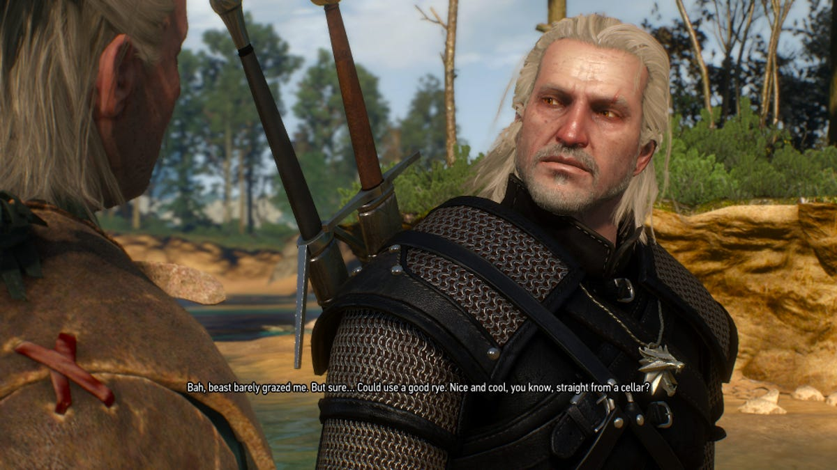 It Sucks That The Witcher 3 Isn't Getting Better Mod Tools