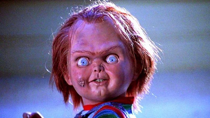El maldito Chucky me sigue dando miedo hoy en día.