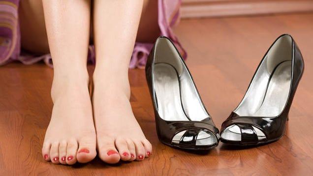 Fat Female Feet 87