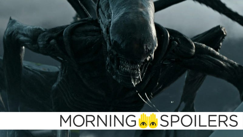 Illustration for article titled Is the Next Alien Movie in Trouble?