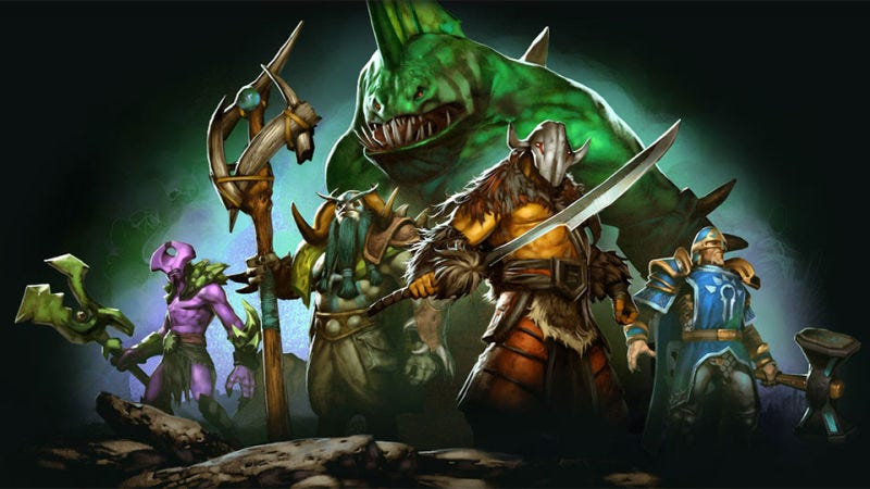 Illustration for article titled Jury To Decide Whether Valve Actually Owns Dota 2