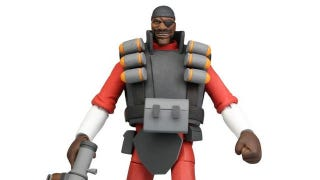 Illustration for article titled Some Asshole Stole a Team Fortress 2 Figure From Toy Fair