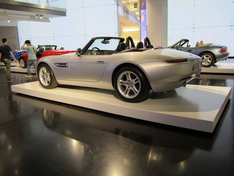 Illustration for article titled BMW Museum Photodump (200 pics)