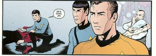 Illustration for article titled Cryptic Considering a More 'Meaningful' Death Penalty for Star Trek Online?