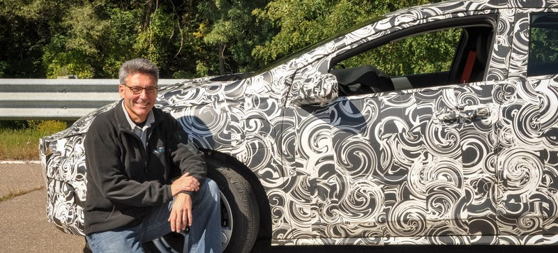 Illustration for article titled 2016 Chevy Volt Camouflage So Secret That GM Issues Press Release