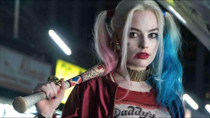 Image result for margot robbie harley quinn movie