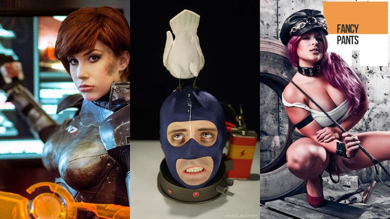 Illustration for article titled The Best of Last Week's Cosplay Craps All Over Team Fortress 2's Head