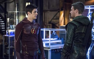 Illustration for article titled Arrow's Flash Crossover Was a Catastrophic Misfire
