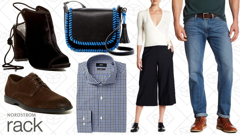 Here We Go Again: It's Clear a Rack Time during Nordstrom Rack