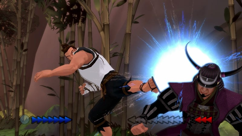 Illustration for article titled Xbox Site Says That the Karateka Re-Make Is Coming Out in November