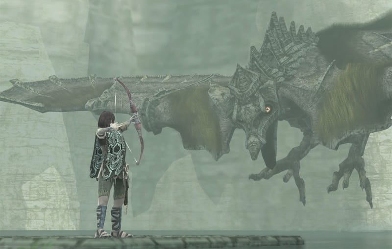 Illustration for article titled Sony Hears You On Those Ico, Shadow of the Colossus HD Remakes