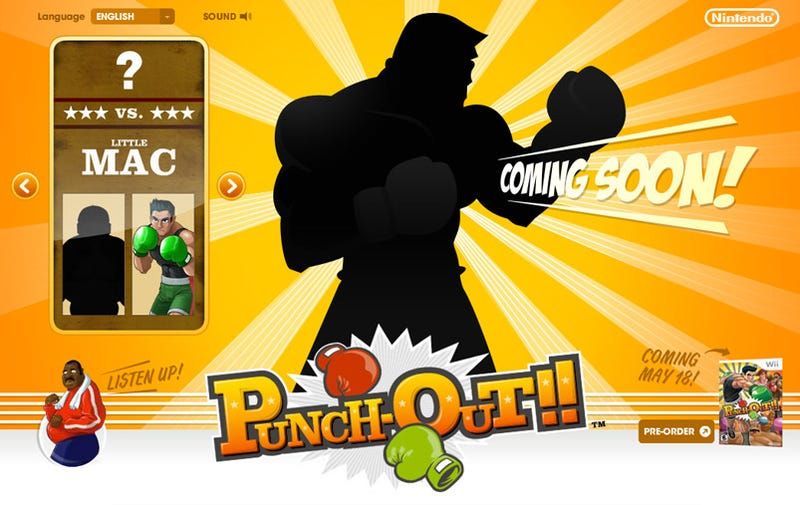 Illustration for article titled Yet Another New Character Coming to Wii Punch-Out!!