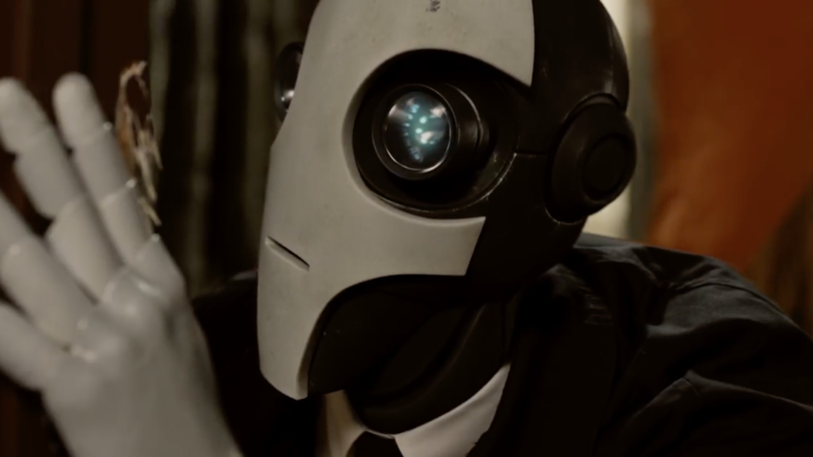 Trailer Released for Automata, a Sexy Robot Noir Based on a Webcomic