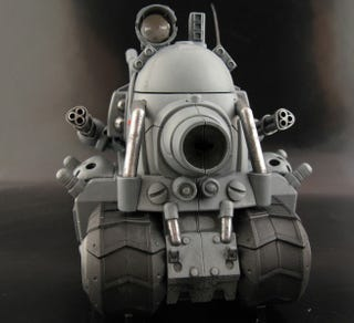 Illustration for article titled This Awesome Metal Slug Tank Was Born a Fisher Price Toy
