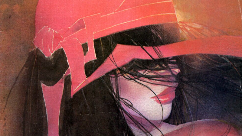 Illustration for article titled Frank Miller's Elektra: Assassin Is a Hot Mess, But It's a Beautiful Hot Mess