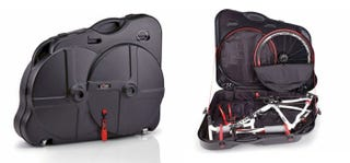 Illustration for article titled When Cyclists Are Forced to Fly, There's This Bicycle Luggage