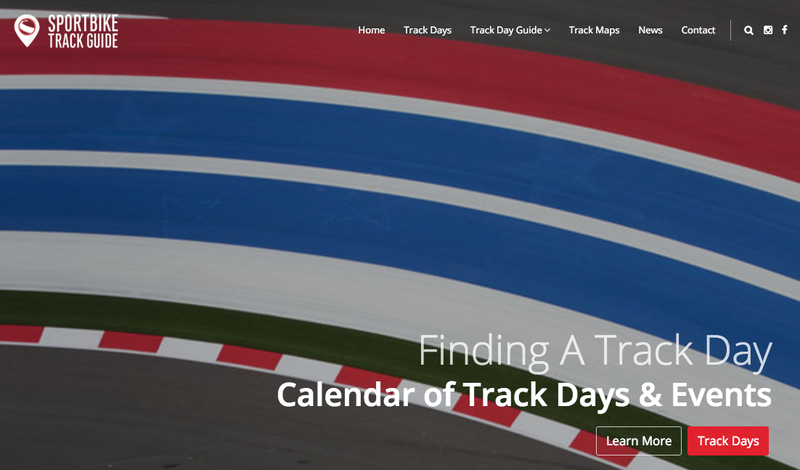 Illustration for article titled This Is The Only Site You Need To Find Your Next Track Day