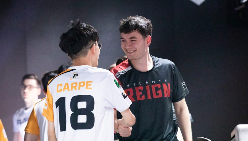 Illustration for article titled Popular Overwatch League Player Quits After Just One Month To Resume Streaming Career