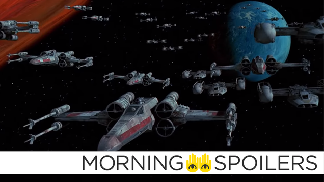 The First Set Pictures From the Live-Action Star WarsTV Show Tease a Familiar Location