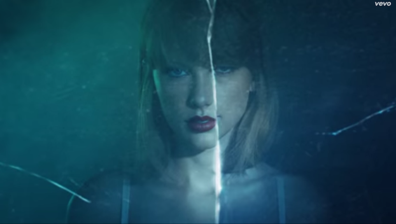 Illustration for article titled Is Taylor Swift Trying to Kill People With Mirrors? An Investigation