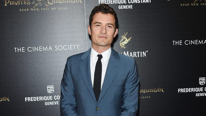 'Carnival Row' Series Lands Orlando Bloom in a Starring Role