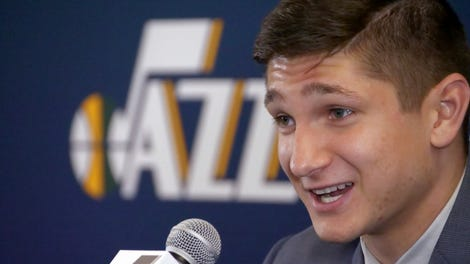 2d775722d07d Under No Circumstances Will You Ever Guess Which Utah Jazz Rookie Provoked  A Tussle With Trae Young