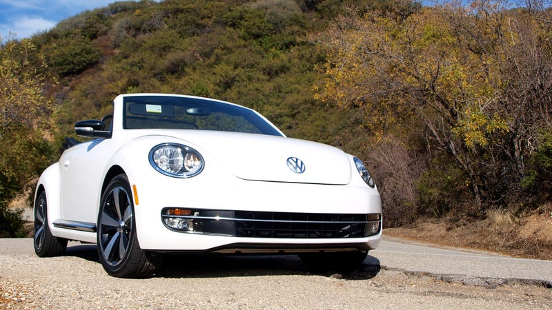 Illustration for article titled The Volkswagen Beetle Turbo Convertible Haiku Review