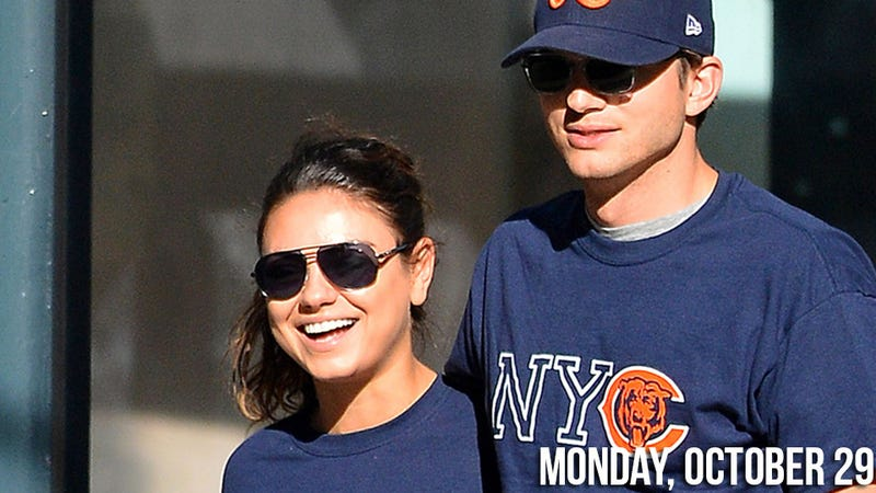 Illustration for article titled Mila Kunis Is Pregnant, Declare Tabloid Gynecologists