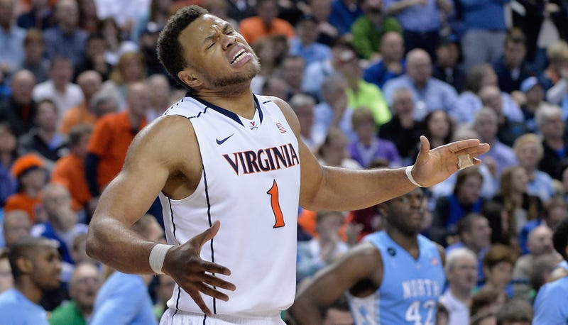 Illustration for article titled If You Like Painful Basketball And Dickhead Fans, Root For Virginia