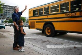 miami dade school bus