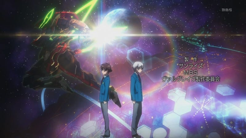 Illustration for article titled Ani-TAY impressions - Valvrave the Liberator