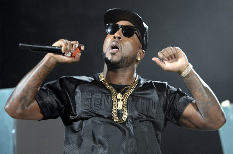 young jeezy is the heaviest rapper alive