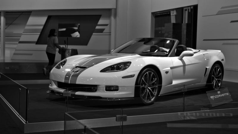 Illustration for article titled Dealer Refuses To Sell Dream Corvette To Man With Face Cancer