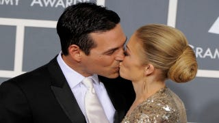 Illustration for article titled Eddie Cibrian And LeAnn Rimes Tie The Knot