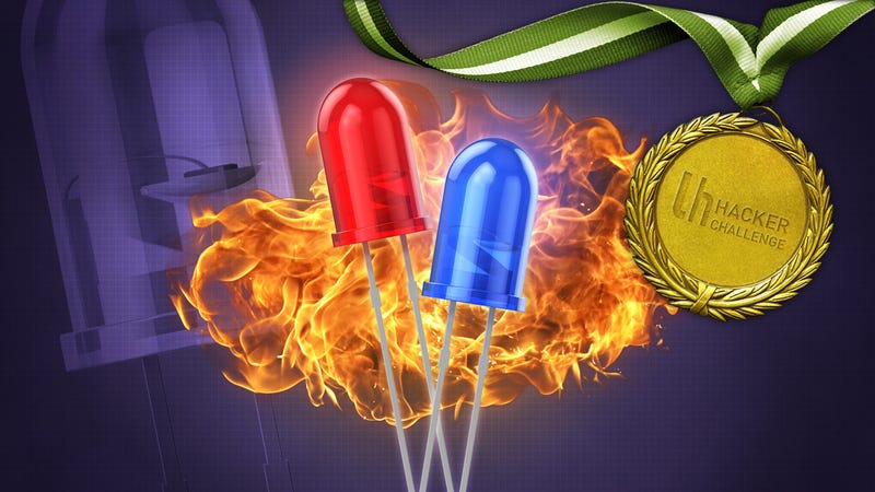 Illustration for article titled Hack Something Using LEDs