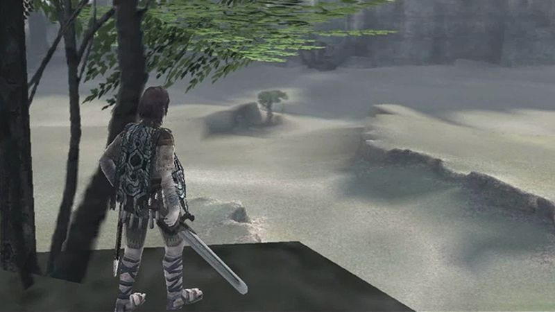 Screenshot: Shadow Of The Colossus/Nomad's Blog