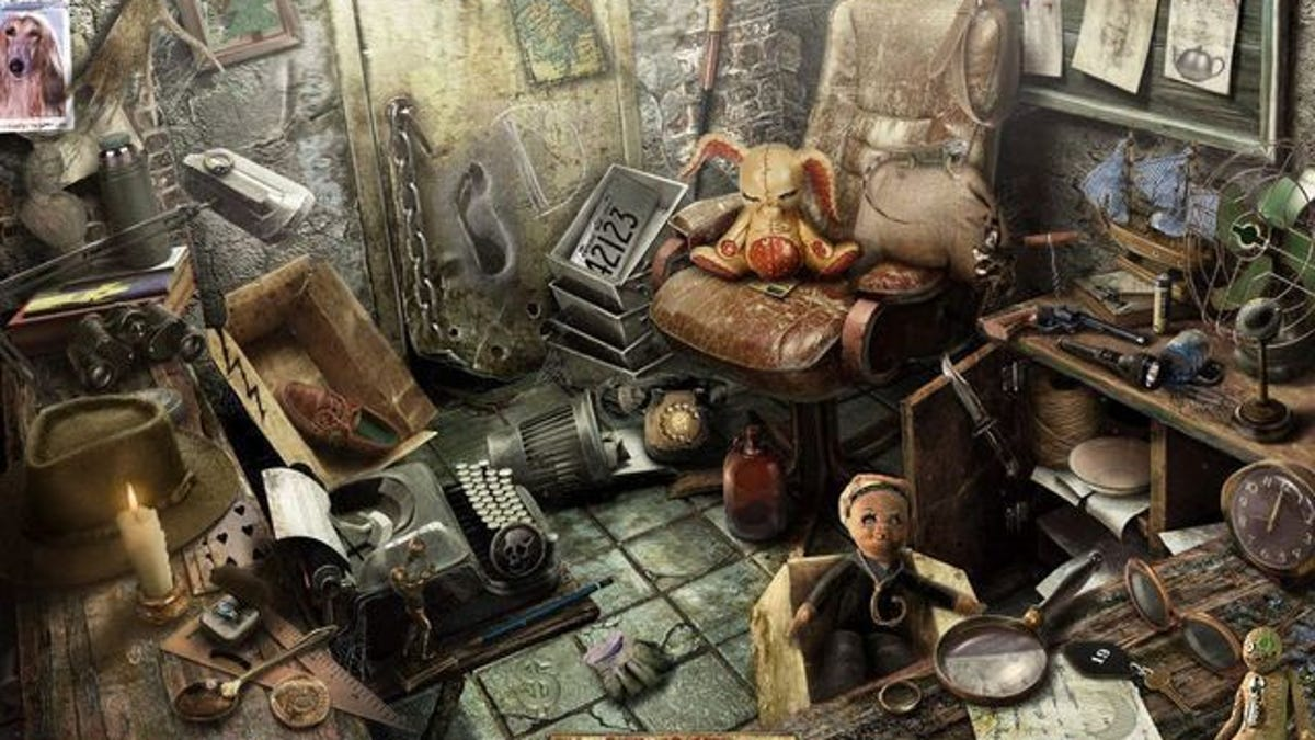 Hidden Object Games Are Mindless Fluff And That S Why I Love Them