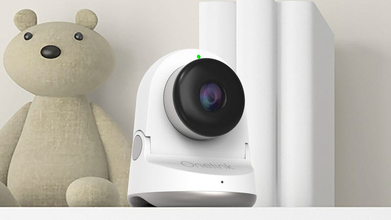 Illustration for article titled This Smart Baby Camera Can See When an Infant Stops Breathing