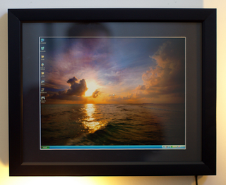 Turn An Old Laptop Into A Wall Mounted Computer