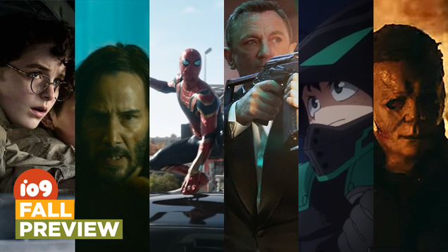 2021 Fall Movie Preview: Sci-Fi, Fantasy, and Horror Films to Look Out For