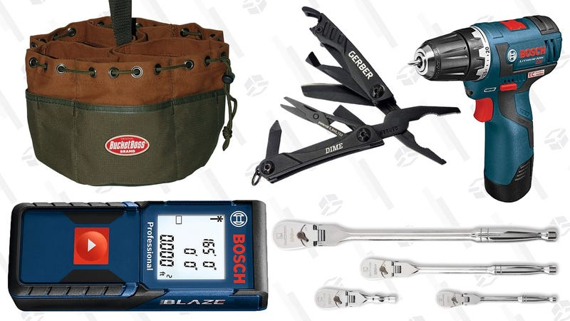 's cyber monday tool sale is full of great gift ideas