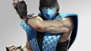 Illustration for article titled Mortal Kombat Adds Klassic Costumes, Klassic Fatalities and Skarlet With Its First DLK