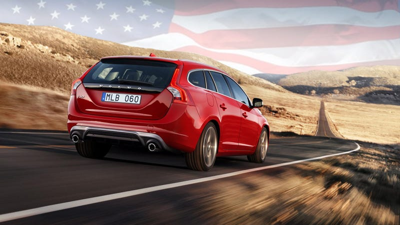 Illustration for article titled Volvo Is Bringing The Wagon Back To The US